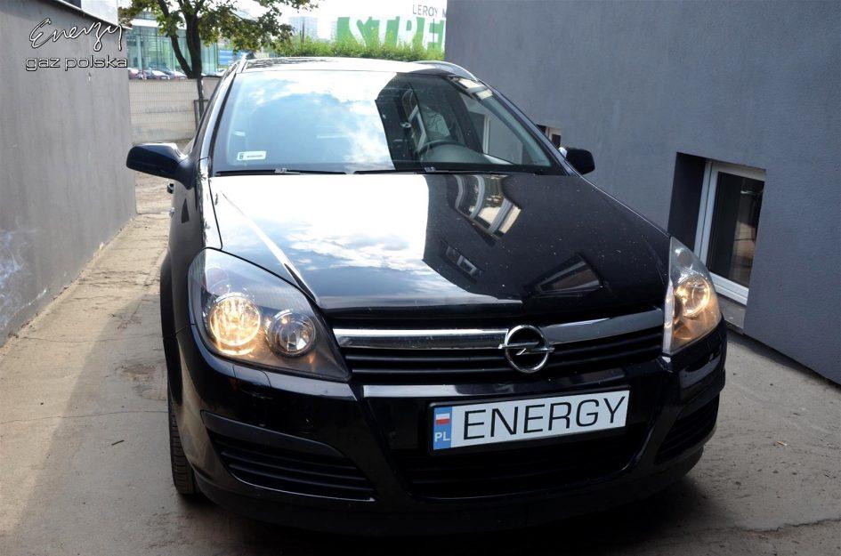 Opel Astra 1.6 2006r LPG