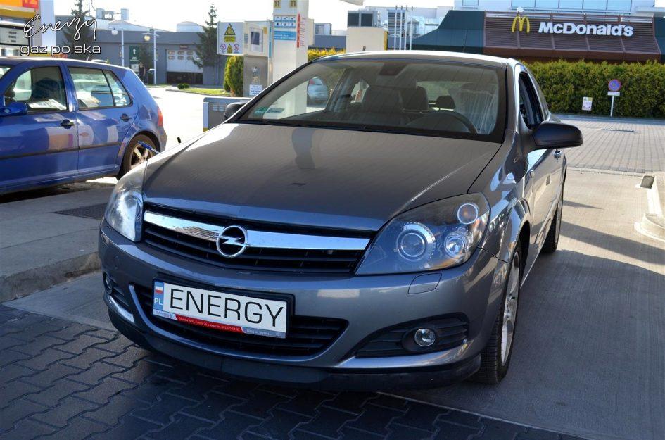 Opel Astra 2.0T 2005r LPG