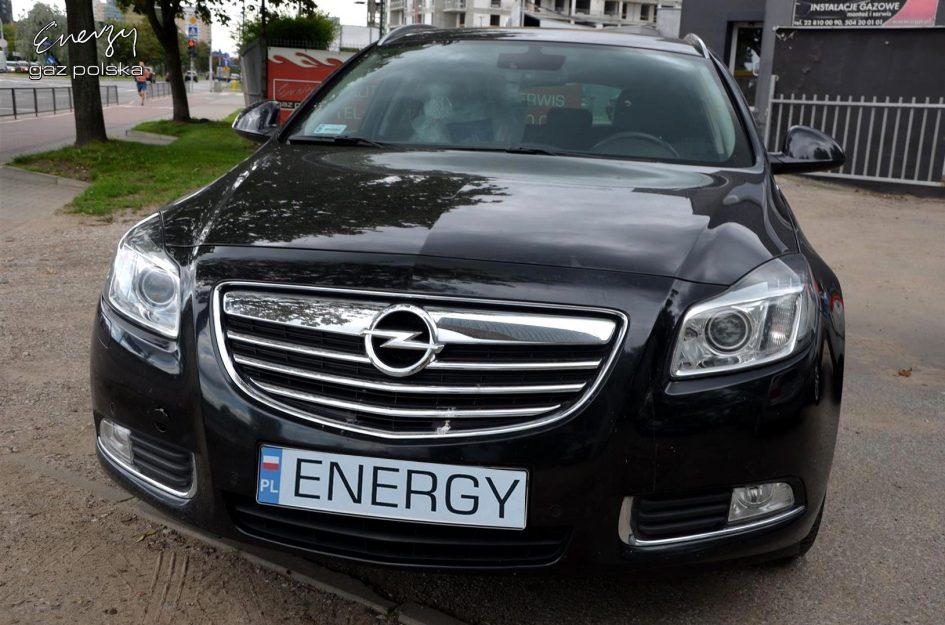 Opel Insignia 1.6T 2012r LPG