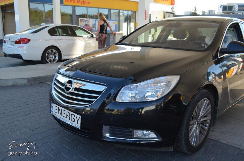 Opel Insignia 2.0T 2012r LPG