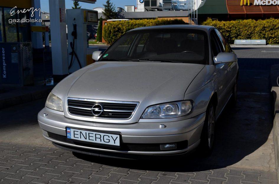 Opel Omega 3.0 2001r LPG