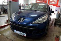 Peugeot 207 1.4 2010r LPG