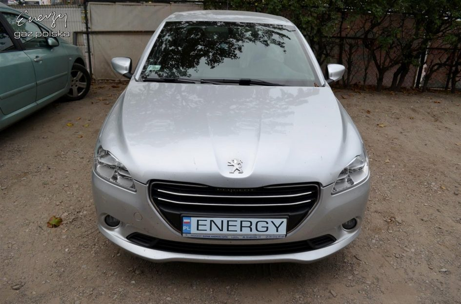 Peugeot 301 1.6 2012r LPG