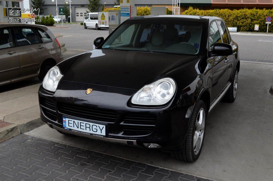 Porsche Cayenne 4.5 V8 2006r LPG