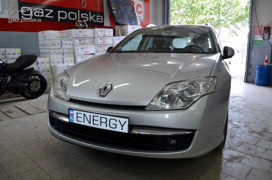 Renault Laguna 2.0 2008r LPG