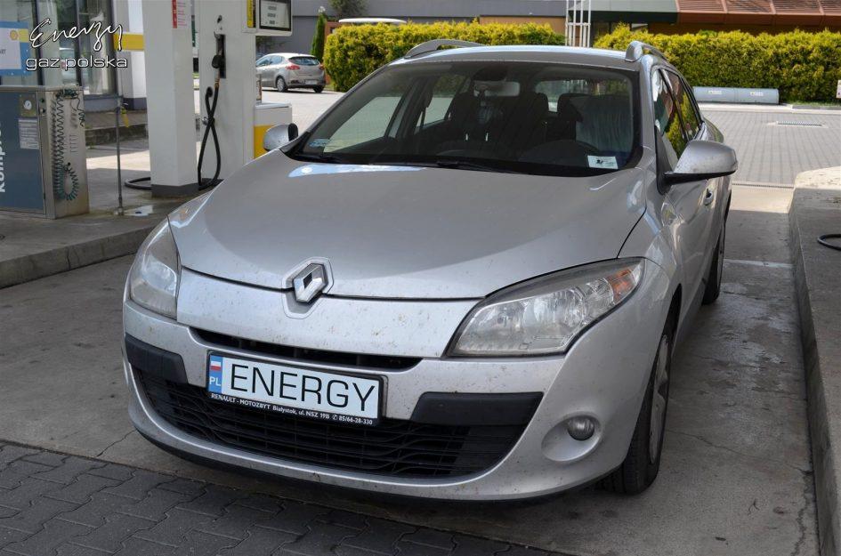 Renault Megane 1.6 2012r LPG