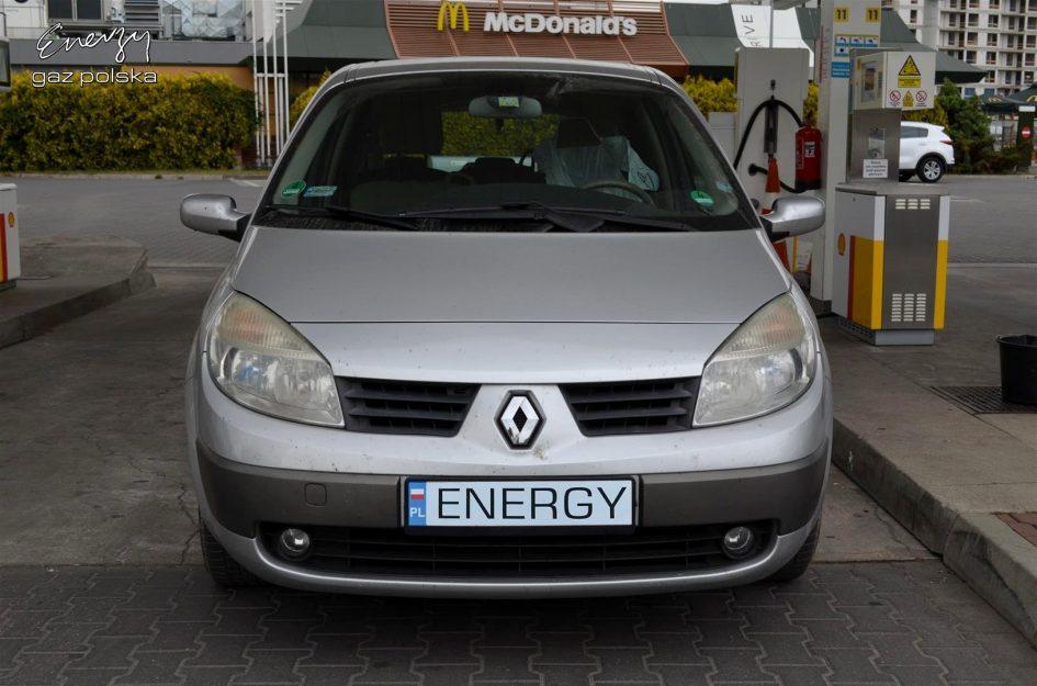 Renault Scenic 2.0 2005r LPG
