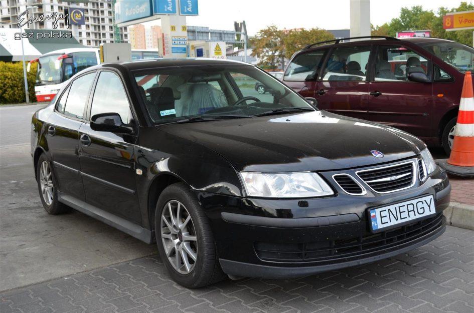 Saab 9-3 1.8T 2003r LPG