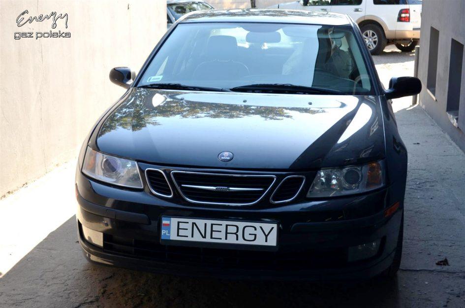 Saab 9-3 2.0 2007r LPG