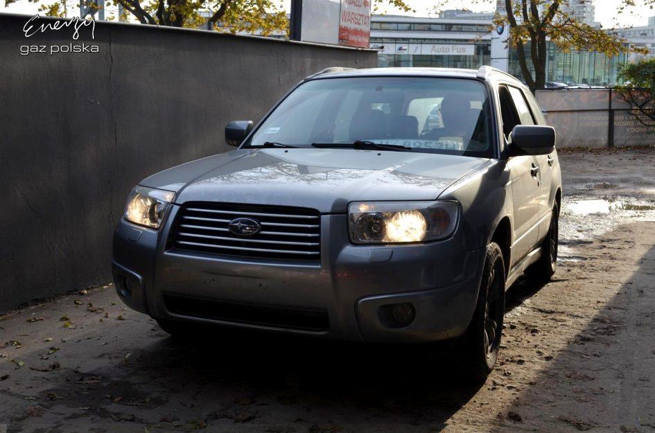 Subaru Forester 2.0 2007r LPG