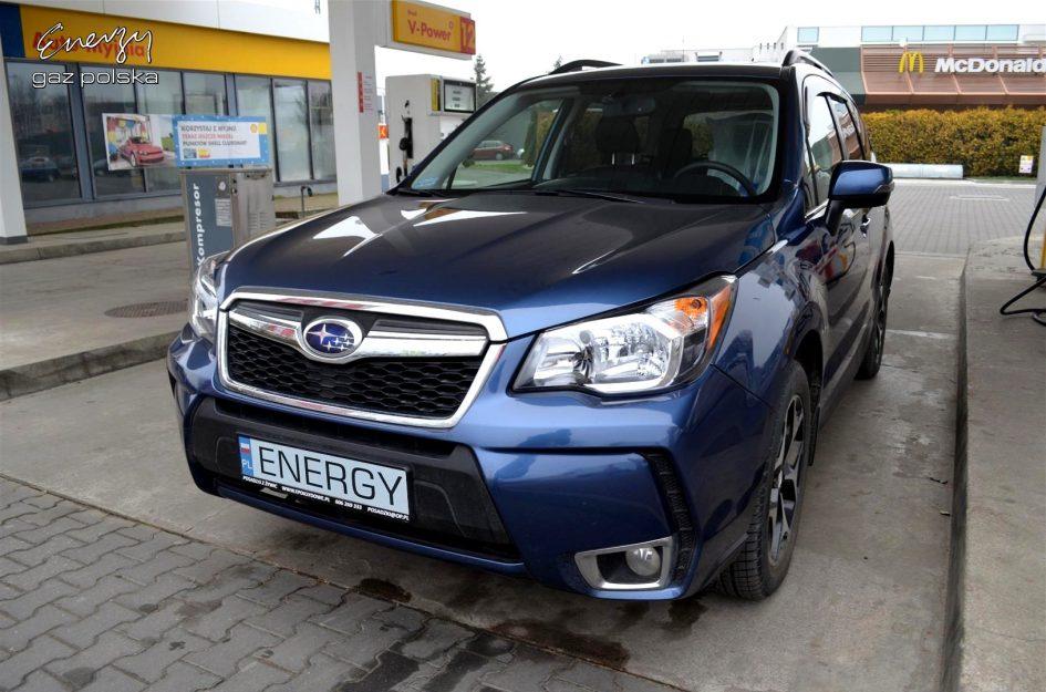 Subaru Forester 2.0 2014r LPG