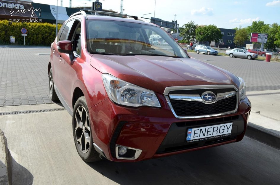 Subaru Forester 2.0 DIT 2013r LPG