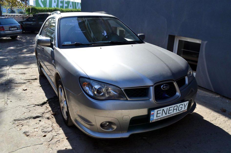 Subaru Impreza 2.0 2005r LPG