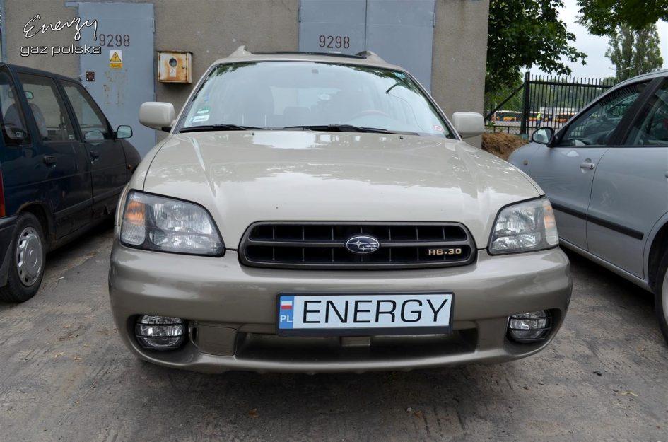 Subaru Outback 3.0 2001r LPG