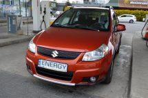 Suzuki SX4 2.0 2007r LPG