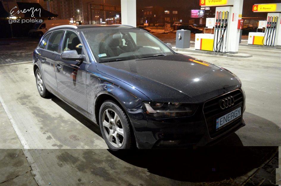 Audi A4 1.8 TFSI CJEB 2013r LPG