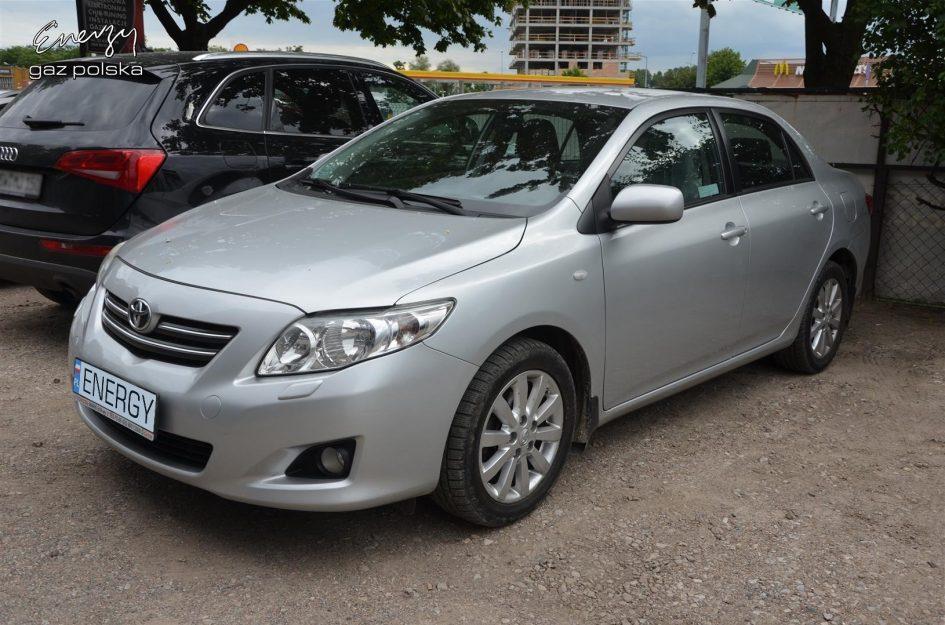 Toyota Corolla 1.6 2009r LPG