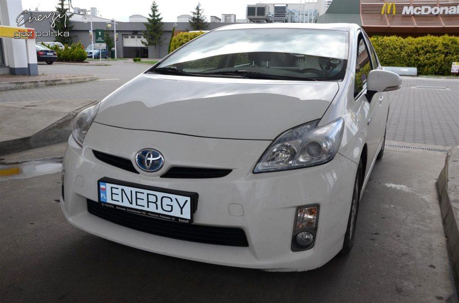 Toyota Prius 1.8 2010r LPG