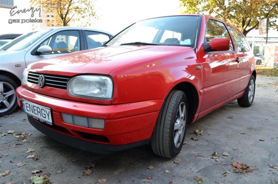 Volkswagen Golf 1.4 1997r LPG