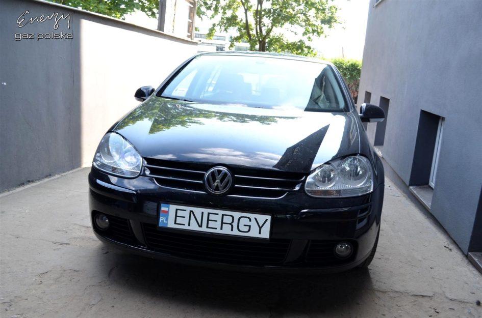 Volkswagen Golf 1.6 2005r LPG