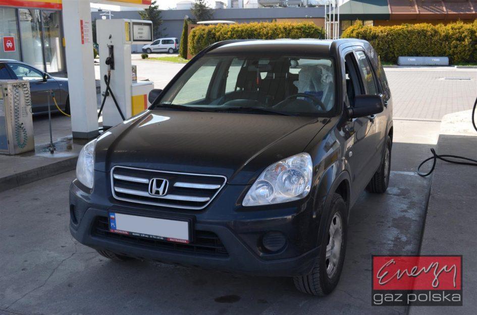 Honda CR-V 2.0 150KM 2005r LPG