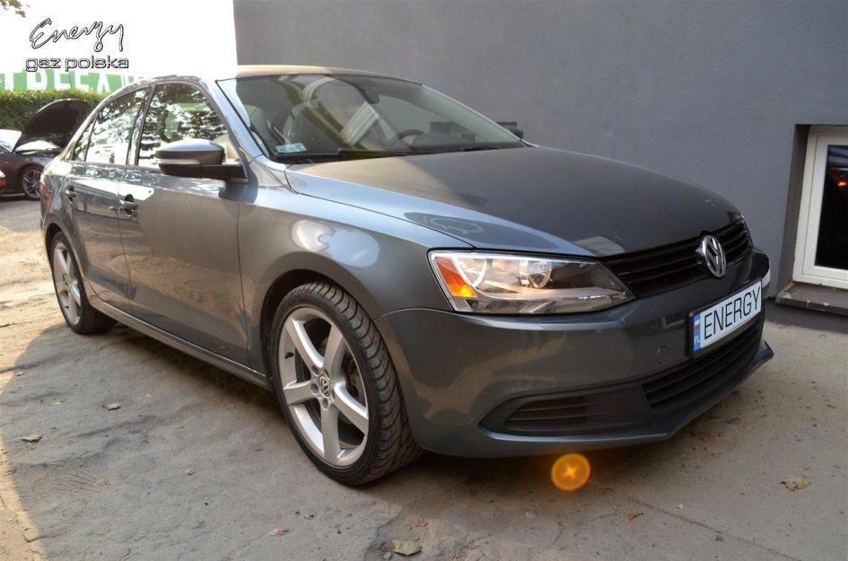 Volkswagen Jetta 2.5 2011r LPG