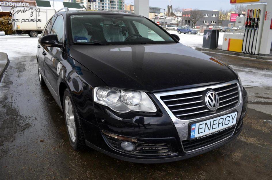 Volkswagen Passat 1.8T 2008r LPG