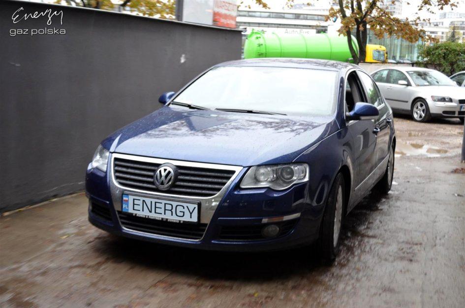 Volkswagen Passat 2.0 2005r LPG