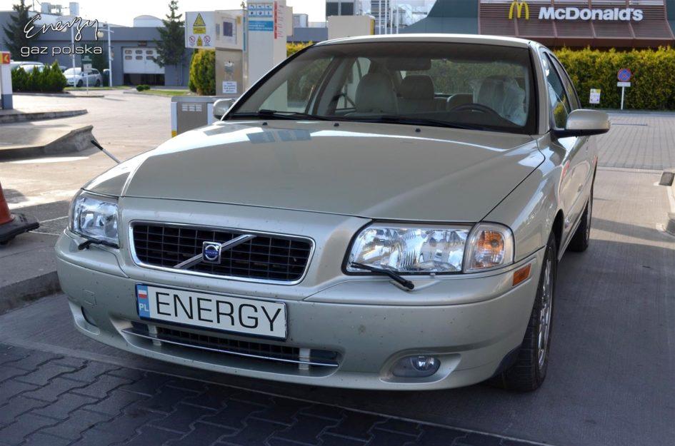 Volvo S80 2.4 2005r LPG