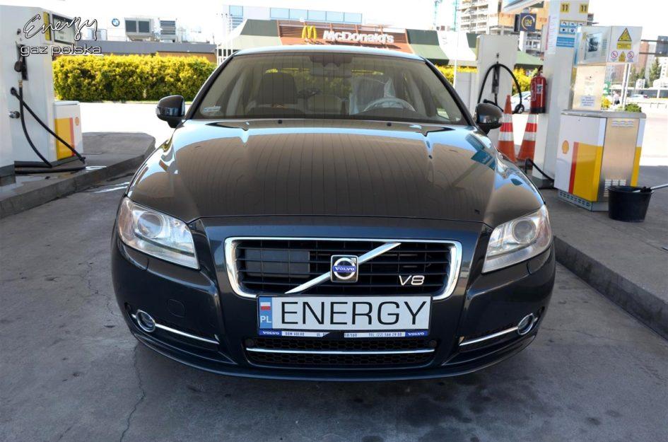 Volvo S80 4.4 V8 2009r LPG
