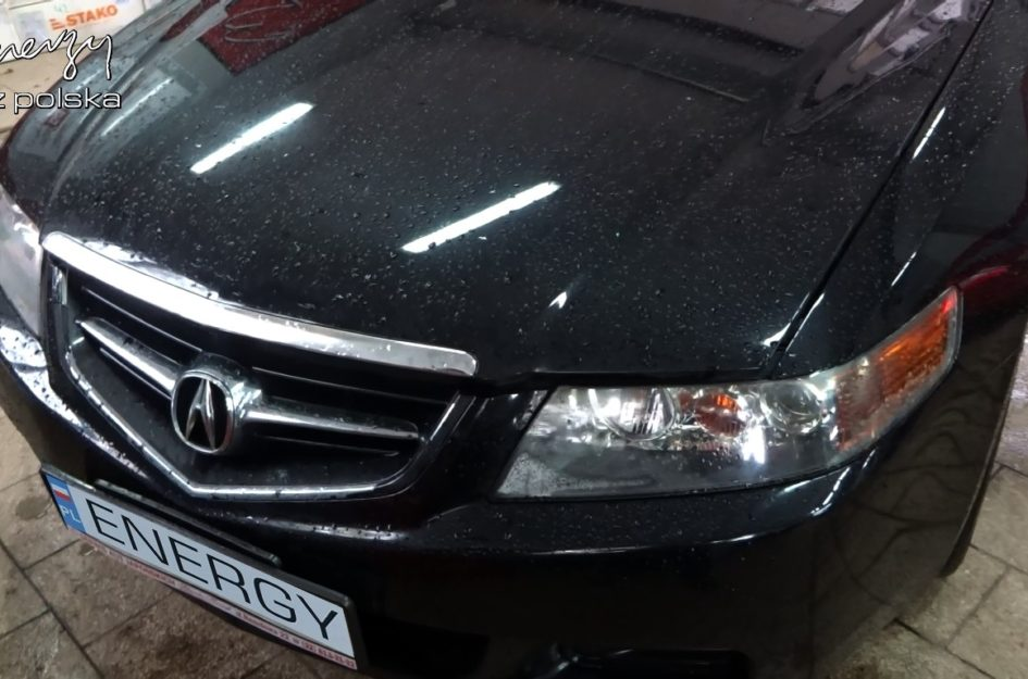 Acura TSX 2.4 2005r LPG