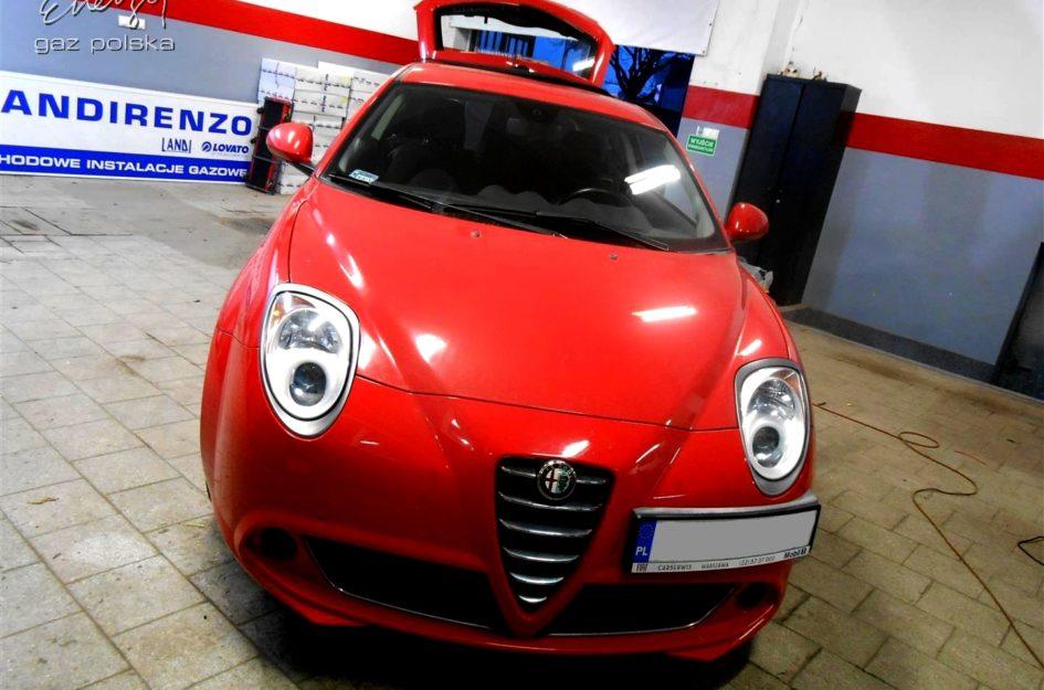 Alfa Mito 1.4 2009r LPG