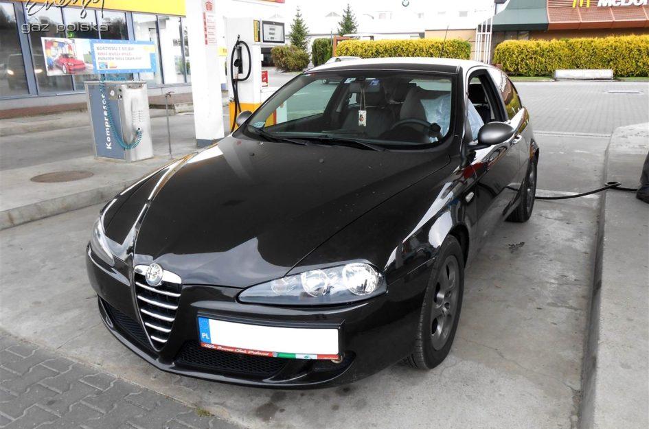 Alfa Romeo 147 1.6 2006r LPG