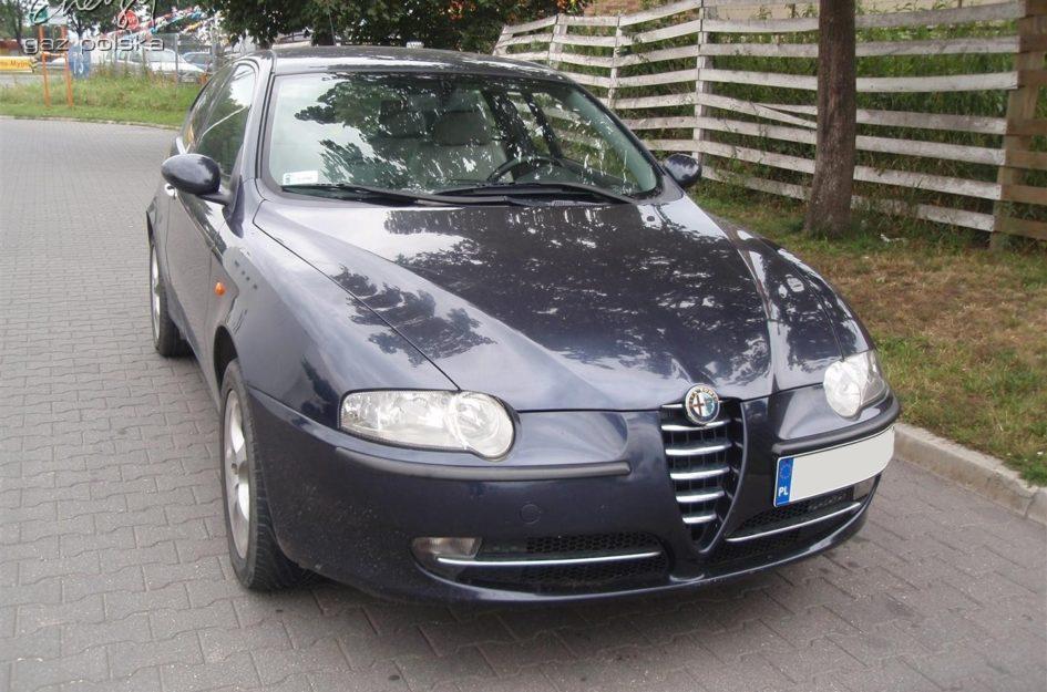 Alfa Romeo 147 2.0 2001r LPG