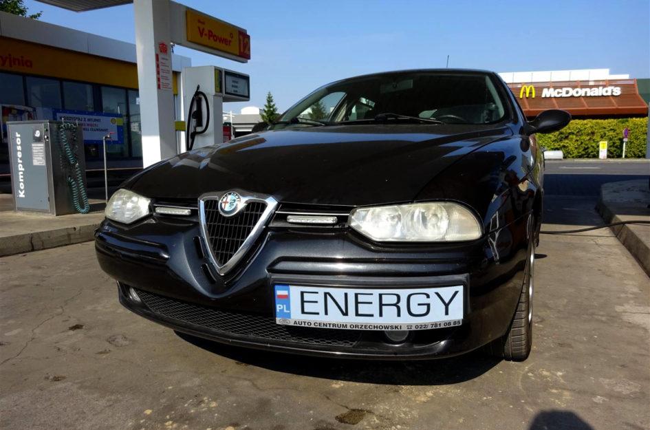 Alfa Romeo 156 1.8 2003r LPG