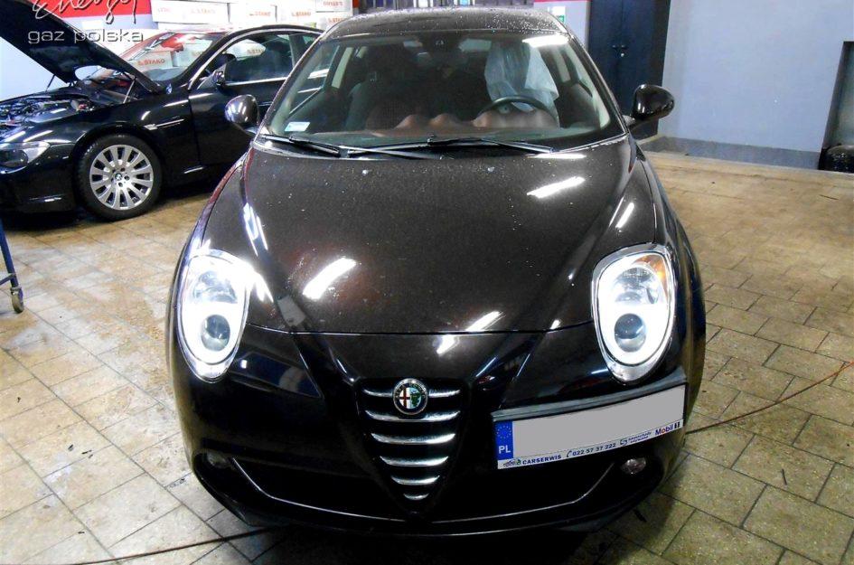 Alfa Romeo Mito 1.4 2009r LPG