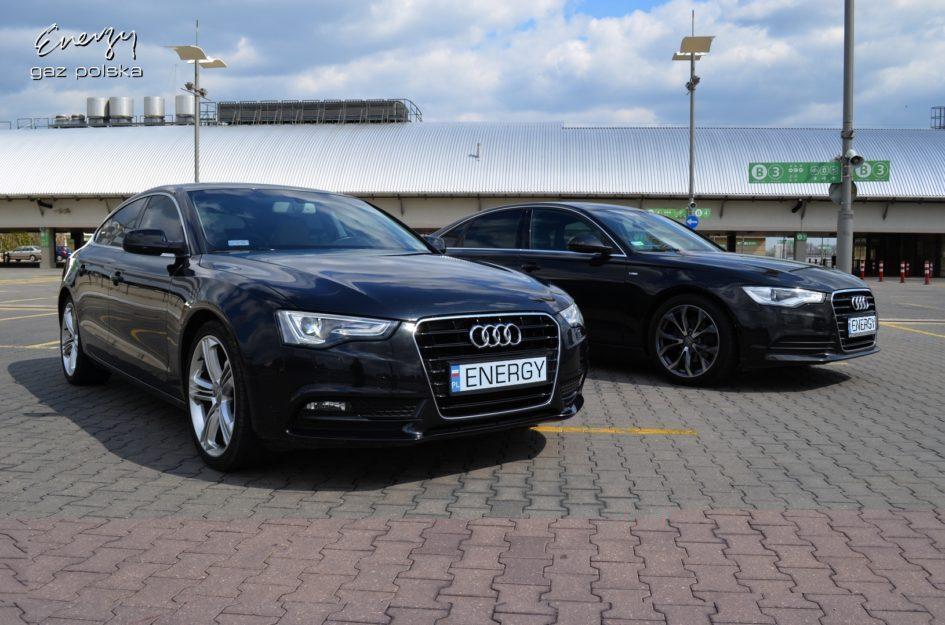 Audi A5 1.8 TFSI 2012r LPG