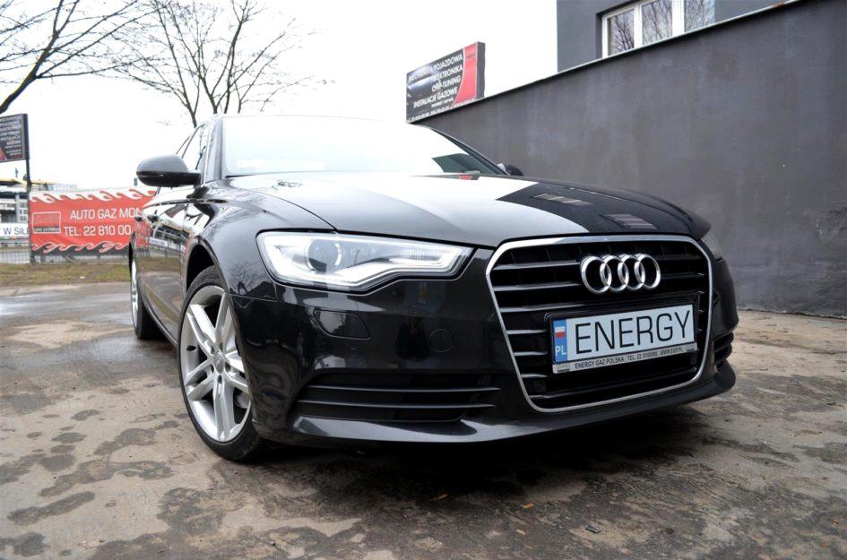Audi A6 2.0 TFSI 2013r LPG