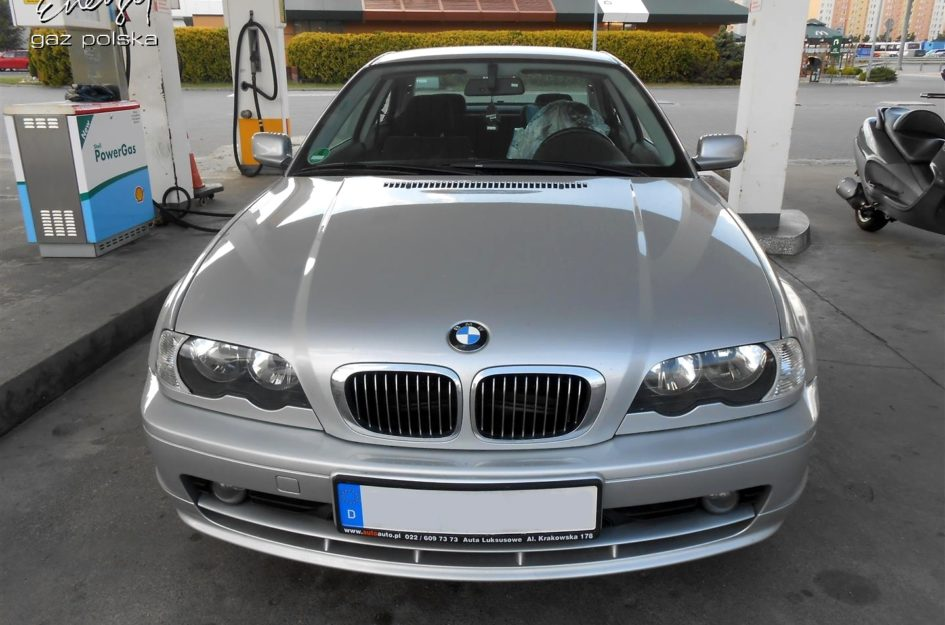 BMW 325 2.5 1999r LPG