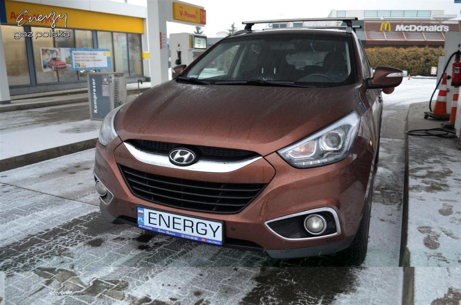 Hyundai IX35 1.6 2014r LPG