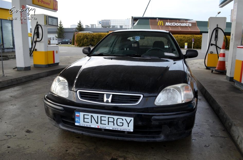 Honda Civic 1.4 1998r LPG
