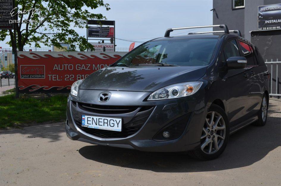Mazda 5 2.0 DISI 2013r LPG