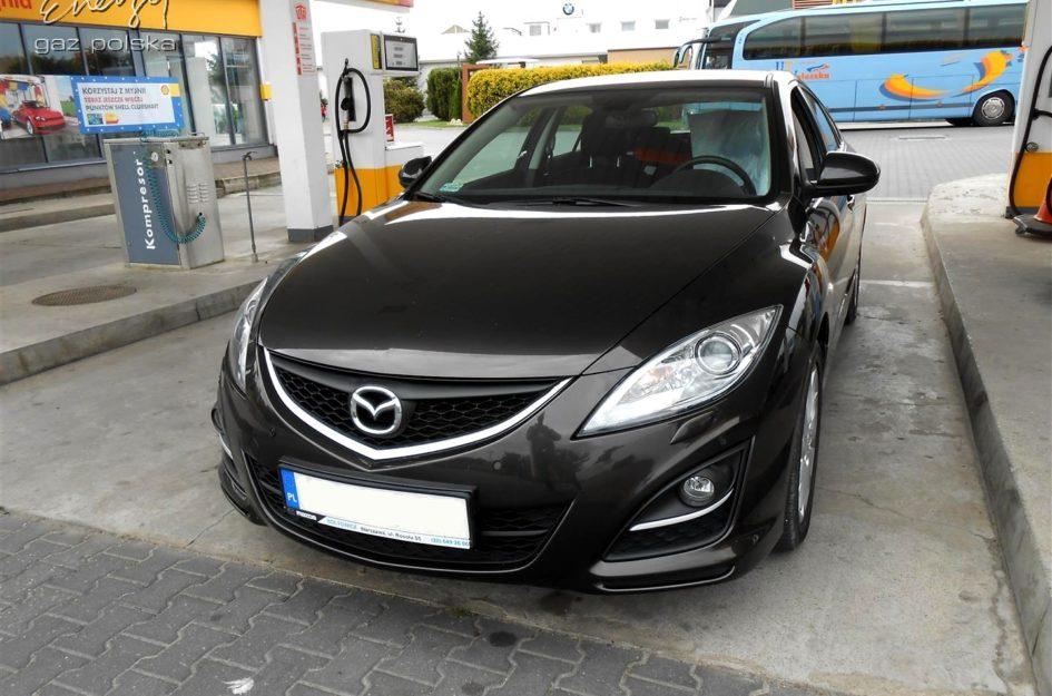 Mazda 6 2.0 DISI 2010r LPG