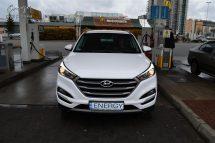 Hyundai Tucson 1.6 GDI 2016r LPG