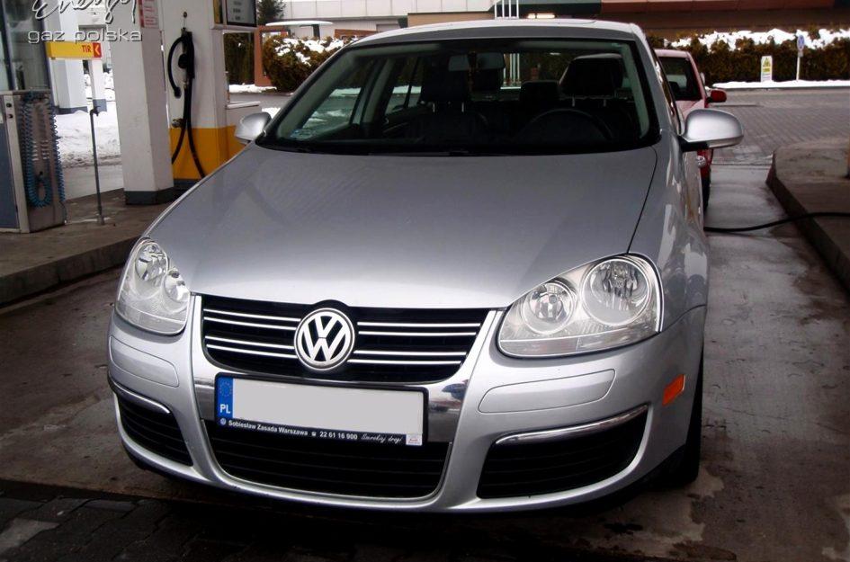 Volkswagen Jetta 2.0 TFSI LPG