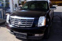 Cadillac Escalade 6.2 2007r LPG