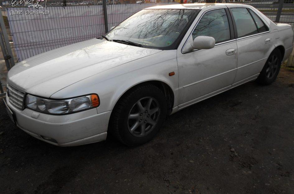 Cadillac Seville 4.6 2003r LPG