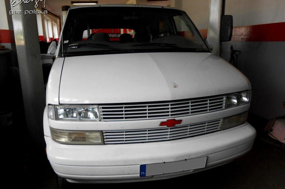 Chevrolet Astro 4.3 1999r LPG