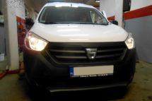Dacia Dokker 1.6 2013r LPG