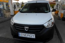 Dacia Dokker 1.6 2014r LPG